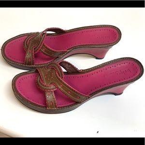 Indigo by Clark's Sandals Wedge